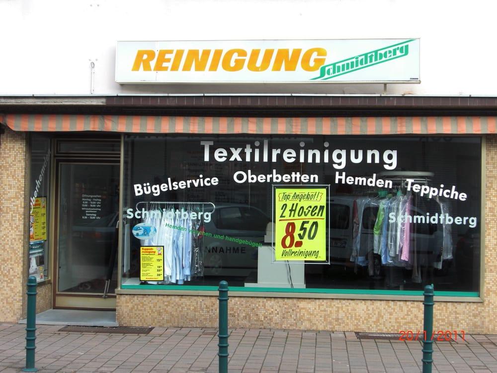 Textilreinigung Schmidtberg  Teppichreinigung  Kaiserstr