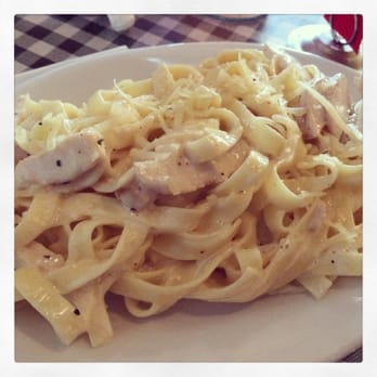 Photo Of Lotsa Pasta Danville Ca United States Fettuccini Alfredo With En