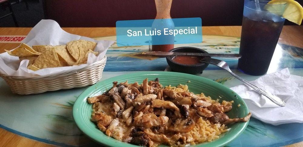 Las Brasas Mexican Restaurante: 215 Ripon Rd, Berlin, WI