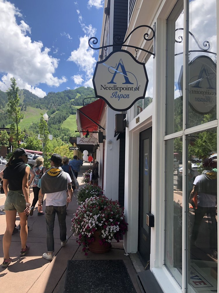 Needlepoint Of Aspen: N Mill St, Aspen, CO