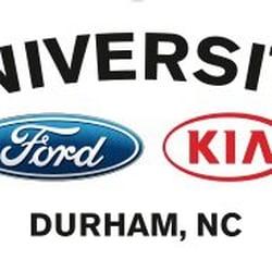 University Ford Durham >> University Ford Kia 26 Reviews Car Dealers 601 Willard St