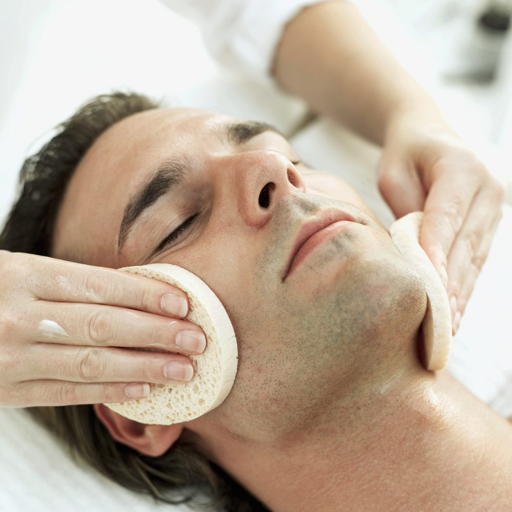 Facial treatment aftercare #12