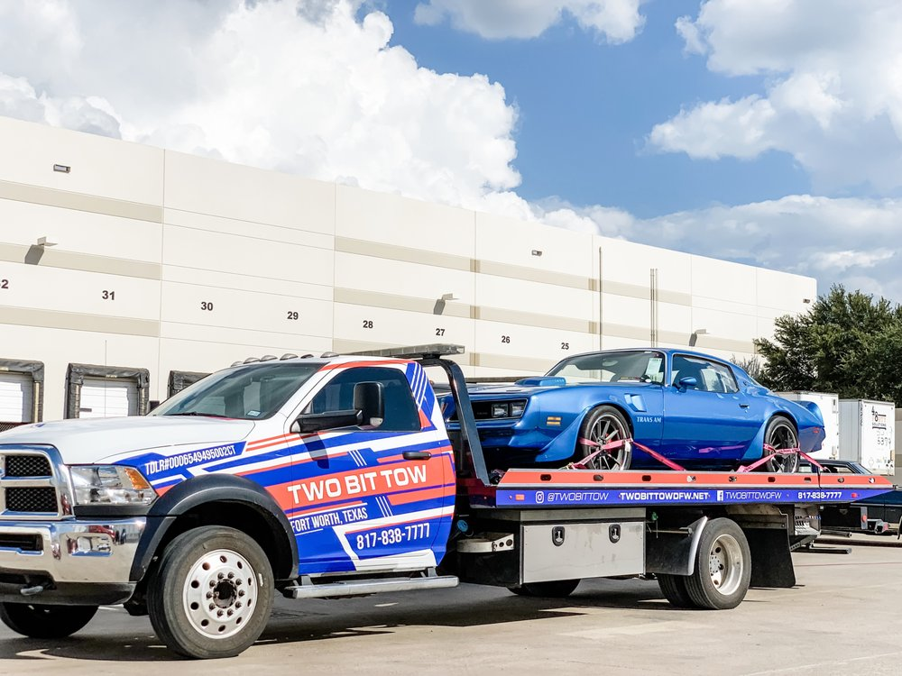 Towing business in Hurst, TX