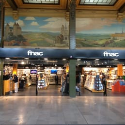 Fnac Gare de Lyon - Music, Video, Books & Magazines - Gare ...