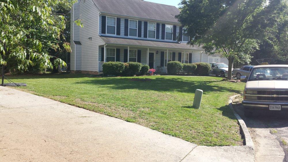 The Grass Man: Richmond, VA
