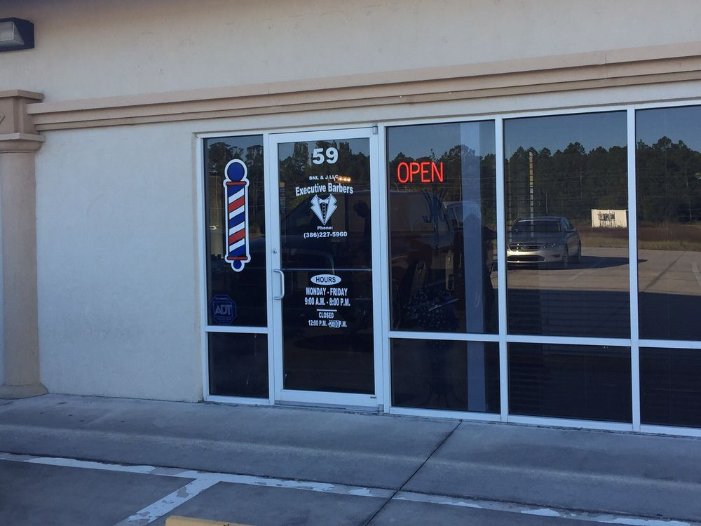 Executive Barber: 2323 N State St, Bunnell, FL