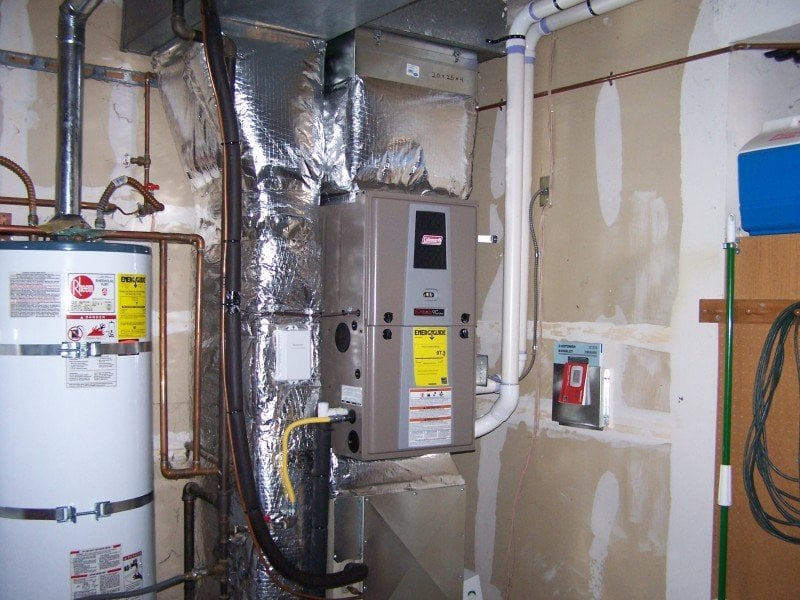 Coleman echelon 98 efficient modulating gas furnace the for How to choose a gas furnace