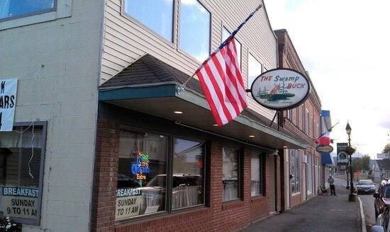 The Swamp Buck Restaurant and lounge: 250 W Main St, Fort Kent, ME