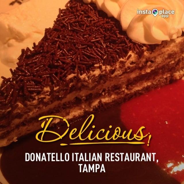 Photos For Donatello Restaurant Yelp