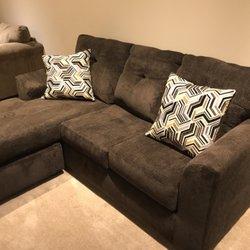 Etonnant Photo Of Blackwellu0027s Furniture   Birmingham, AL, United States. Chocolate  Chaise Sofa