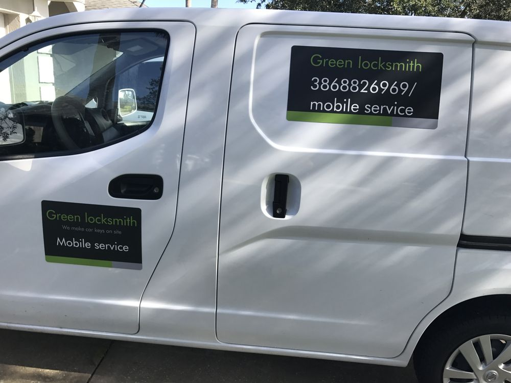 Green Locksmith Services