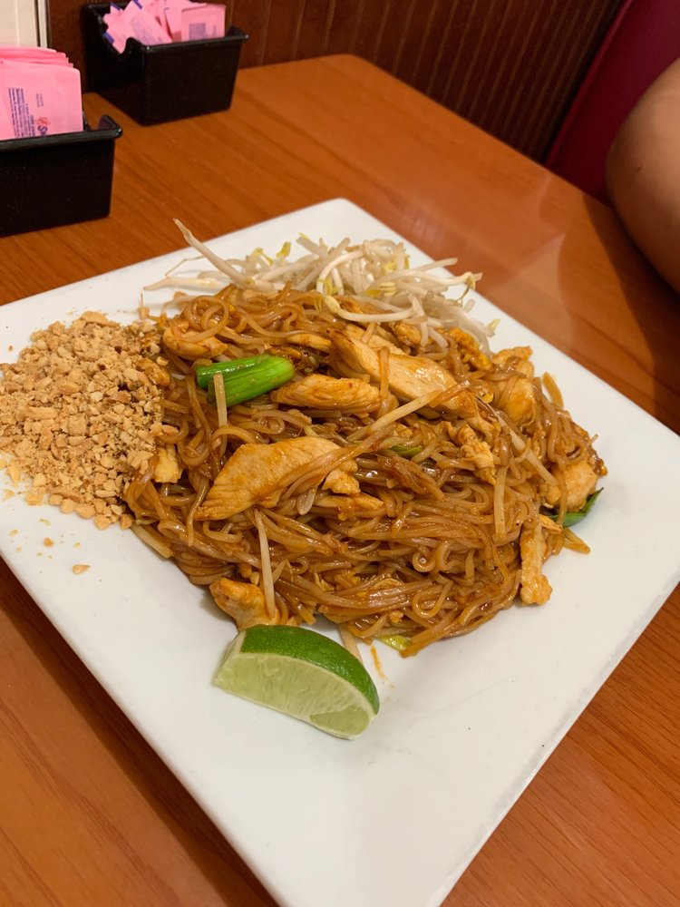Thai Curry: 518 N Plaza Ct, Van Buren, AR