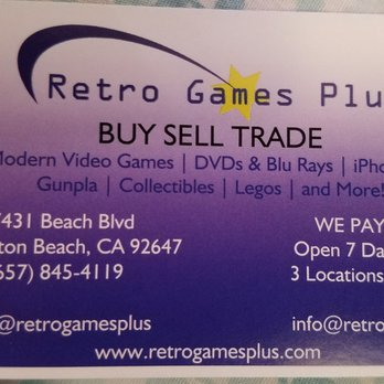 Retro Games Plus - 62 Photos & 20 Reviews - Video Game