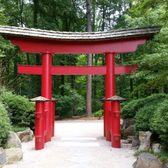 Photo Of Birmingham Botanical Gardens   Birmingham, AL, United States.  Japanese Gardens