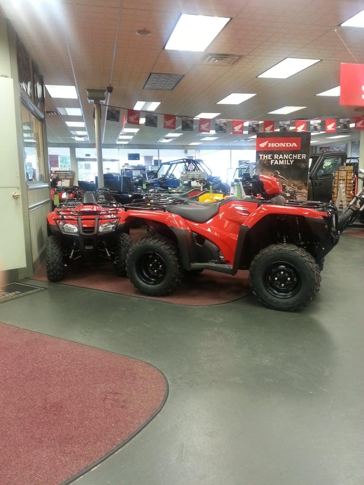 Tri county honda motorbike dealers 135 s main st for Honda dealers in wv