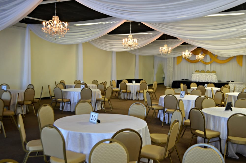 Celebrity Events Decor & Banquet Hall