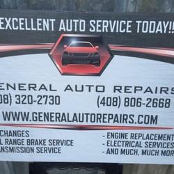 Auto Transmission Repair San Jose >> General Auto Repairs - Auto Repair - 260 Phelan Ave, Fairgrounds, San Jose, CA - Phone Number - Yelp