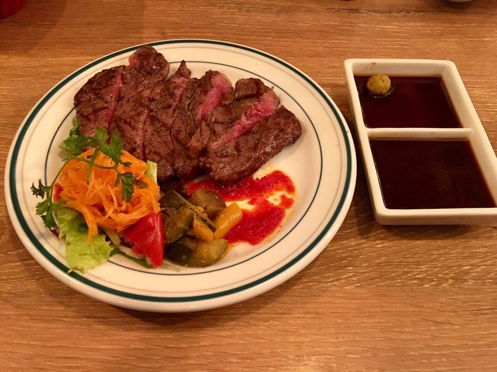 Ginjiro Jr. Steaks&Wine