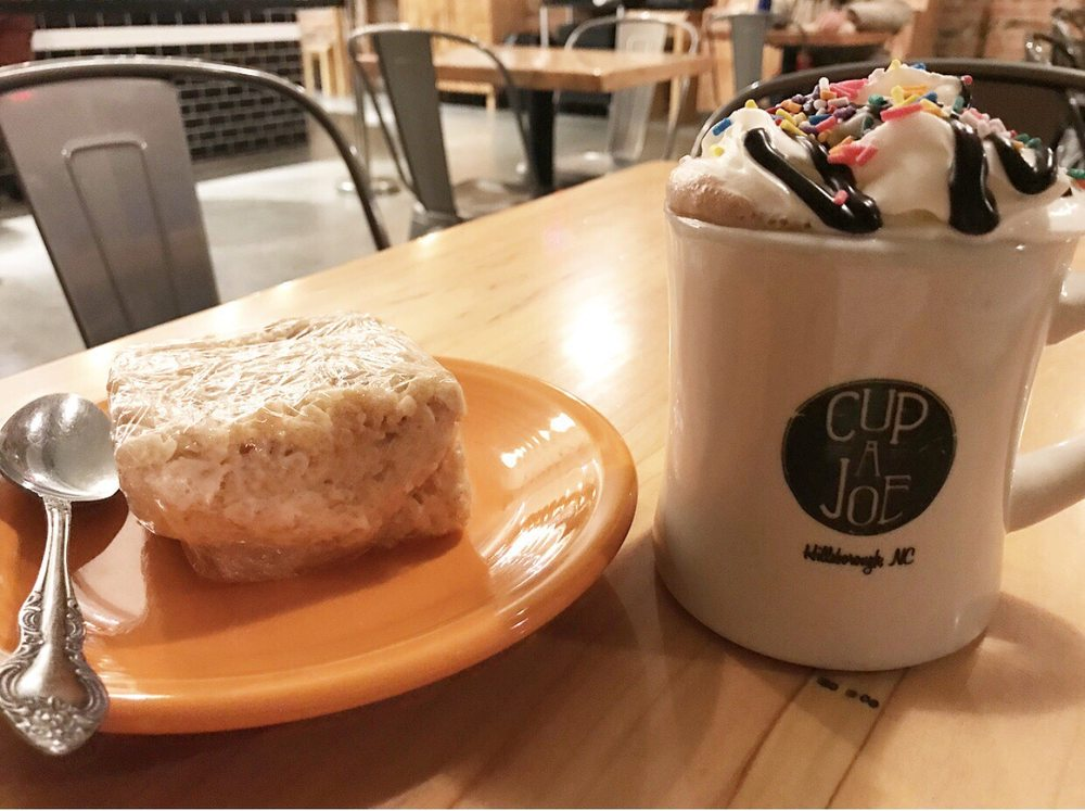 Cup A Joe: 112 W King St, Hillsborough, NC