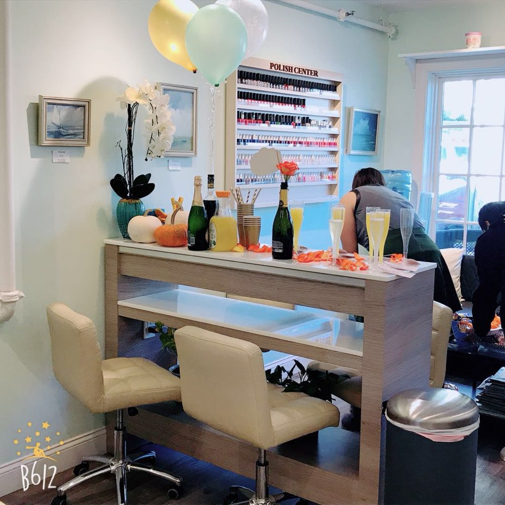 Lin's Nails and Spa: 639 Main St, Chatham, MA