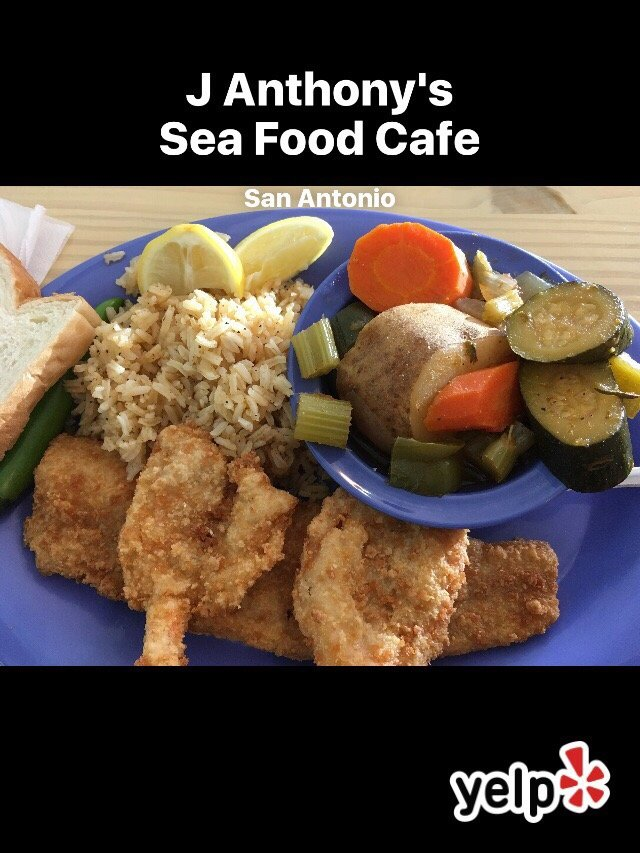 J Anthony S Seafood Cafe San Antonio Tx