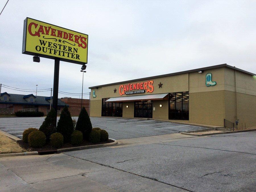 Cavender's Western Outfitter: 502 S Rangeline Rd, Joplin, MO