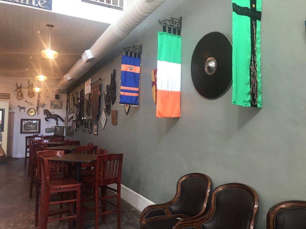 Finn MacCool's: 207 West Ennis Ave, Ennis, TX