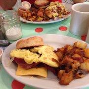 cottage menu kitchenette new york