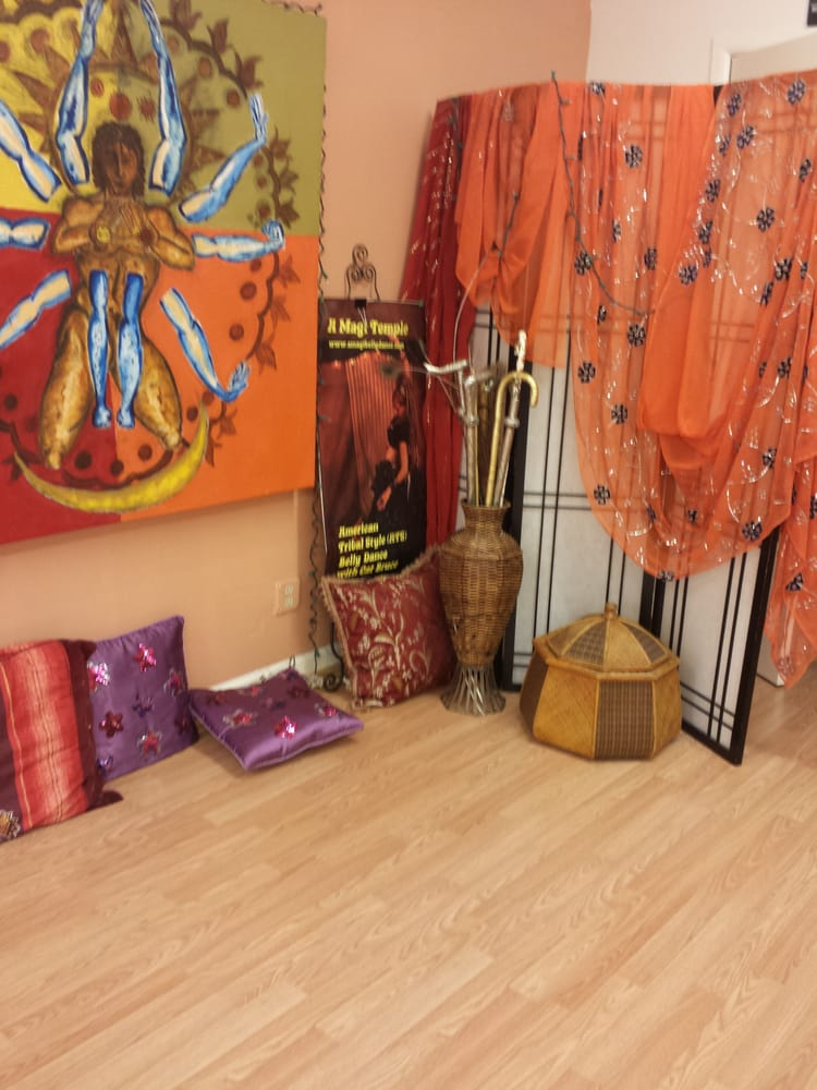 A Magi Temple Belly Dance School: 3589 S Orange Ave, Orlando, FL