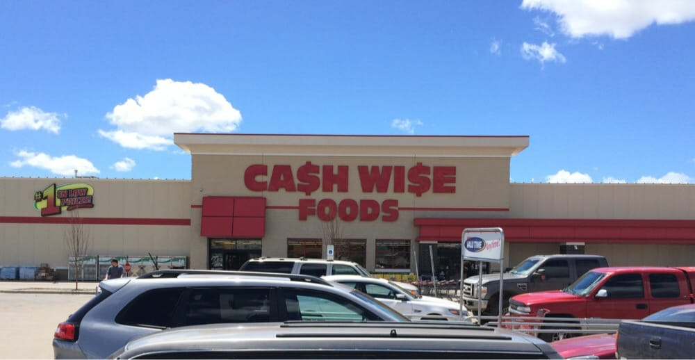 Cash Wise: 113 6th Ave SE, Watford City, ND