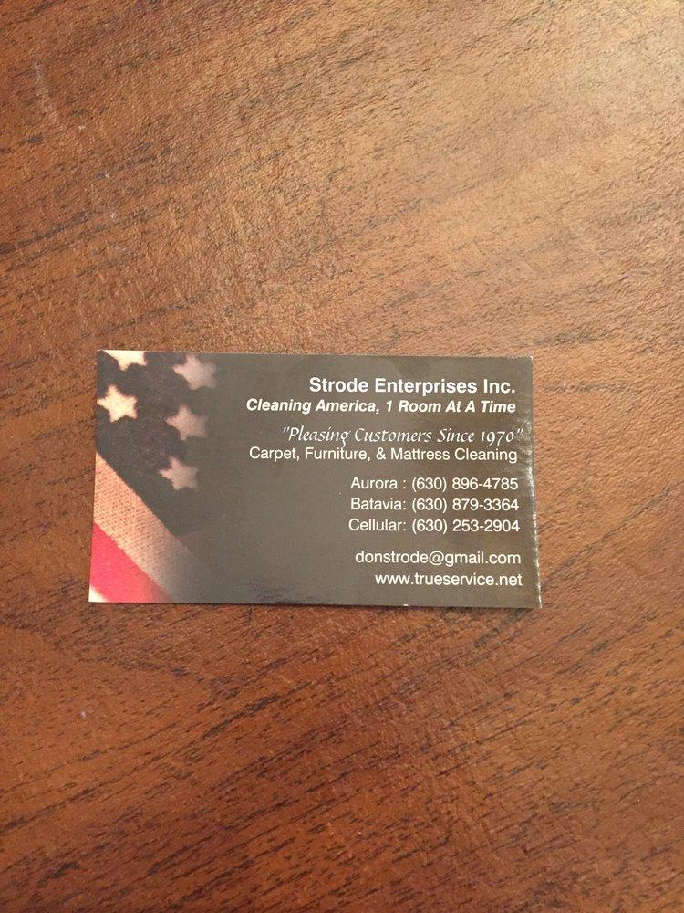 Strode Enterprises: 560 S River St, Batavia, IL