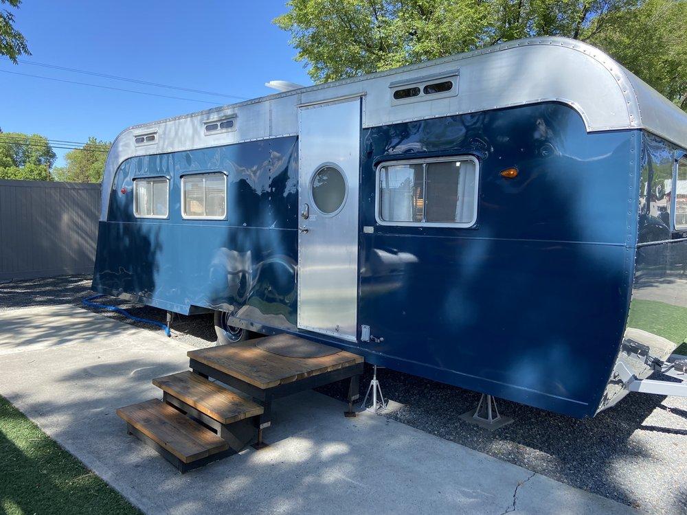 The Camp: 305 NE Burnside Ave, Bend, OR