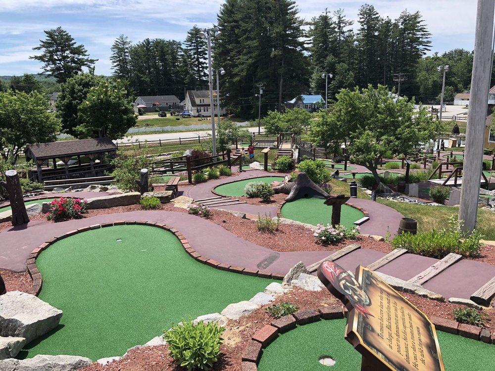 Pirate's Cove Adventure Golf - Winnisquam: Rte 3, Winnisquam, NH