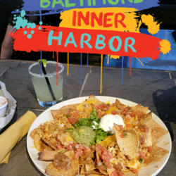 Photo Of Mex Baltimore Md United States Margarita And En Nachos With