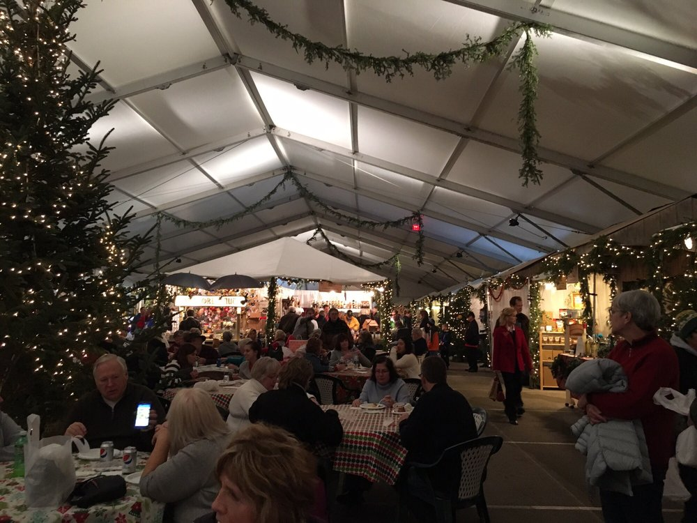 Old World Christmas Market: 101 Osthoff Ave, Elkhart Lake, WI