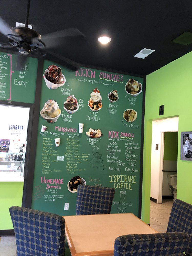 Kristin's Ice Cream Korner: 322 Butler Rd, West Kittanning, PA