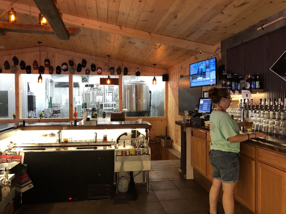 Big Tupper Brewing: 12 Cliff Ave, Tupper Lake, NY