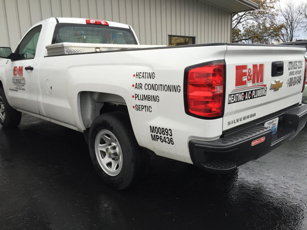 E&M Heating, Plumbing & Air Conditioning: 51 E Madison St, Sebree, KY