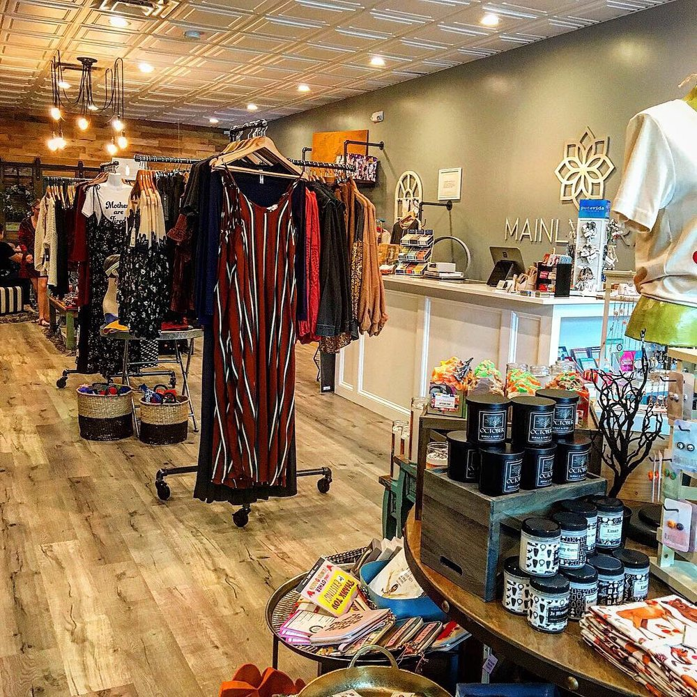 Mainly Gray Boutique: 920 South Battlefield Blvd, Chesapeake, VA