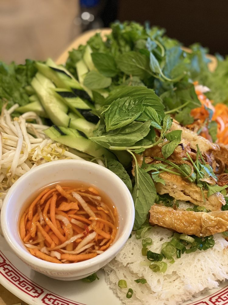 Food from Pho Empire