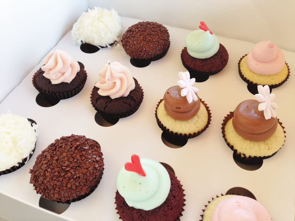 Cupcake Delivery | Cupcakes Delivered | Send Cupcakes | Bake Me A Wish.