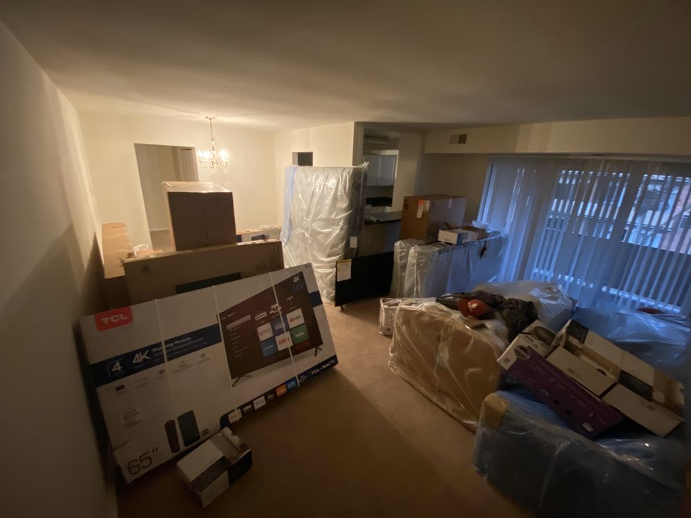 Parker's Moving & Hauling Services: Clinton, MD