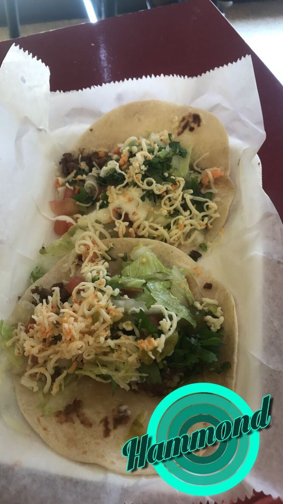 Food from Taco Fuerte