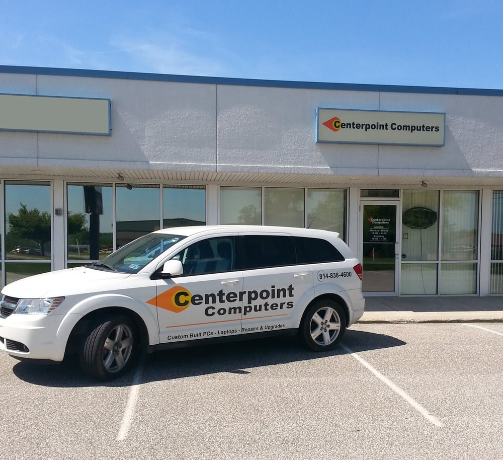 Centerpoint Computers: 2340 W Grandview Blvd, Erie, PA
