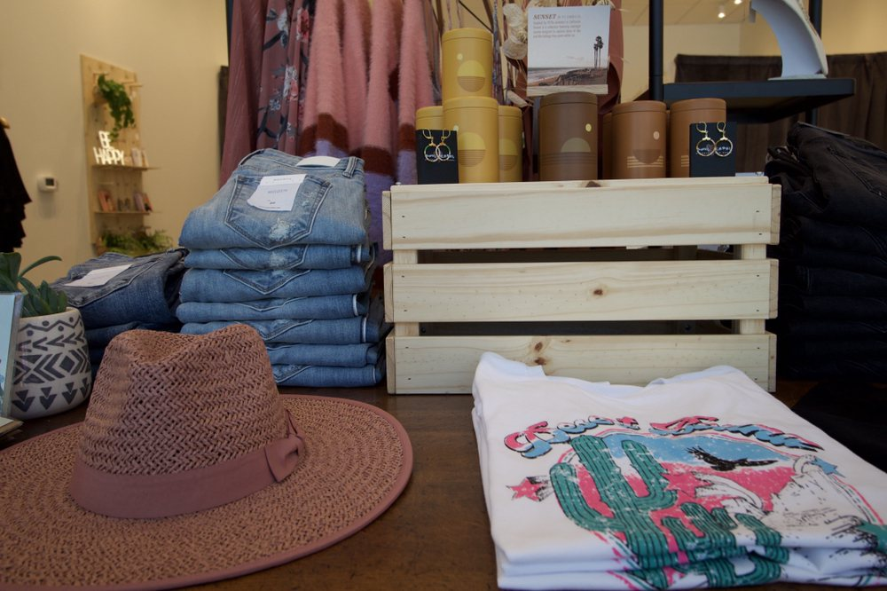 Honey Whiskey Boutique: 1300 First St, Napa, CA