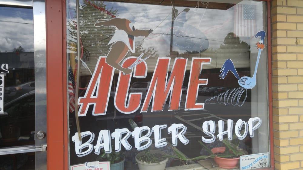 Acme Barber Shop: 117 Broadway Ave, Black Mountain, NC