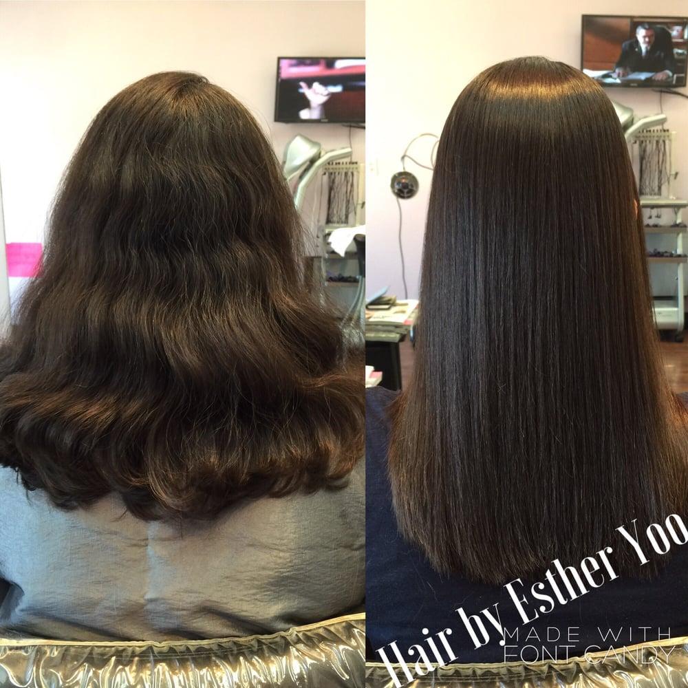 Japanese Perm Straight Hair Japanese Perm Straight Hair