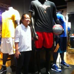 0092e3e0be3a NBA Store - Sporting Goods - 2F