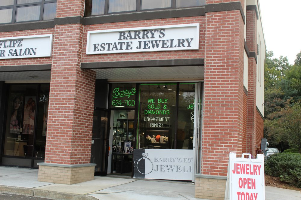 Barry's Estate Jewelry: 295 Route 304, Bardonia, NY