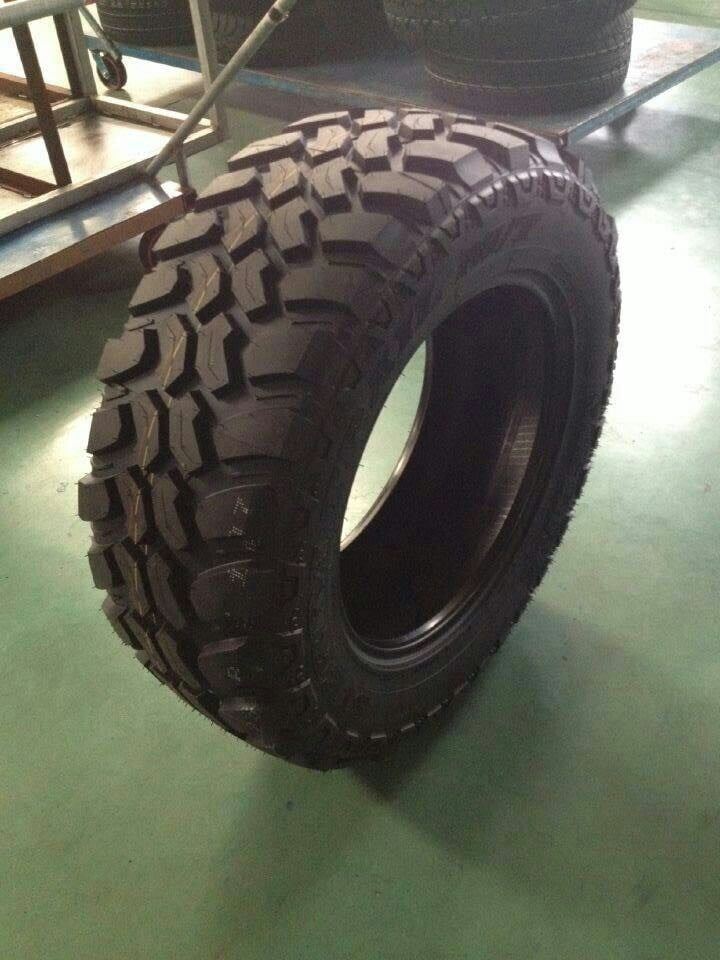 Our A Newest Agressive Mud Tires 33 Or 35 Inch Tires For 20 Inch